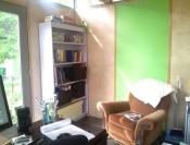 Modern-Shed Prefab Writers Studio