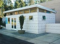 12' x 24' Vancouver Aquarium Administration Building