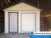 12x28 Modular Storage Shed