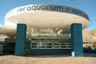 14' x 30' Vancouver Aquarium - Custom Ticket Building