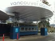 14' x 30' Vancouver Aquarium - Custom Ticket Building
