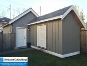 6x16 Saltbox Storage Shed