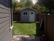 Richmond BC 8' x 10' Garden Shed