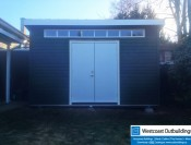 Delta 6x14 Contemporary Shed-19