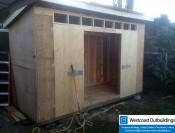 Delta 6x14 Contemporary Shed-7
