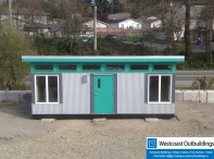 12' x 24' Lifestyle Modular Sales Office