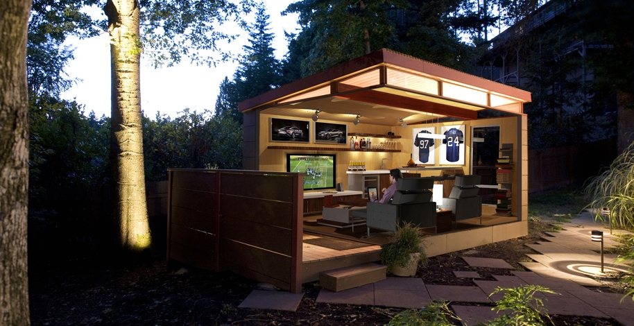 MAN CAVE: Why Every Guy (or Gal) Needs One - Westcoast ...